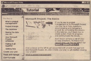 The tutorial offers a step-by-step guide to creating a project