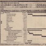 Entering Tasks in Gantt Chart View