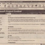 Installing And Administering Microsoft Project Central 2000