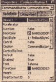 Placing Controls on a UserForm