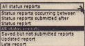 Viewing Status Reports